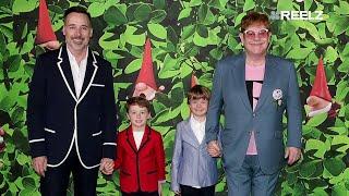 Having children changed his life   The Elton John Story   REELZ