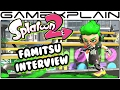 Splatoon 2 - Tons of NEW Info from Famitsu Interview (Weapon Details, Switch Mobile App, & More)