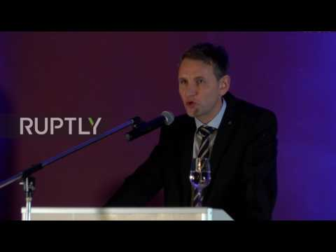 Germany: AfD's Hocke condemns Berlin's WWII monument as 'memorial of shame'