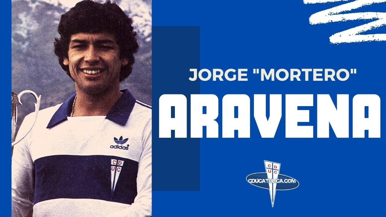 "Jorge ""Mortero"" Aravena - YouTube"