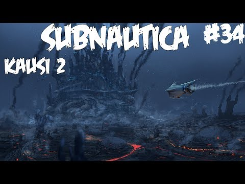 TAKAISIN KUUMOTTELEMAAN - Pelataan Subnautica - Osa 34 - Kausi 2