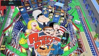 Zen Pinball 2 | American Dad! | Wizard Mode Completed