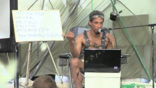 "Dr. Brian Hewlett ""Understanding the Default Process of Consciousness"" - Burning Man 2012"