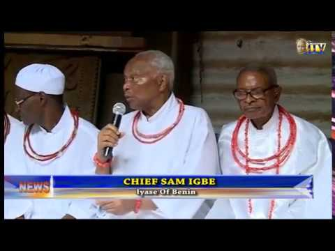 Palace of Benin Monarch condemns rising case of kidnapping and armed robbery