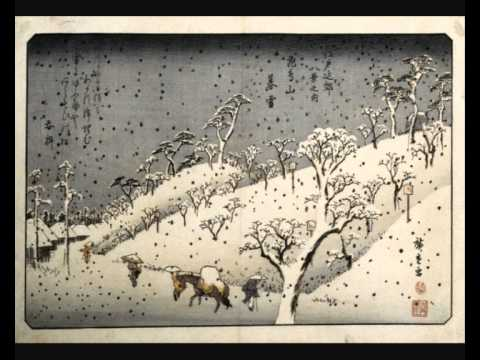 Henry Cowell: The Snows of Fujiyama (1924)