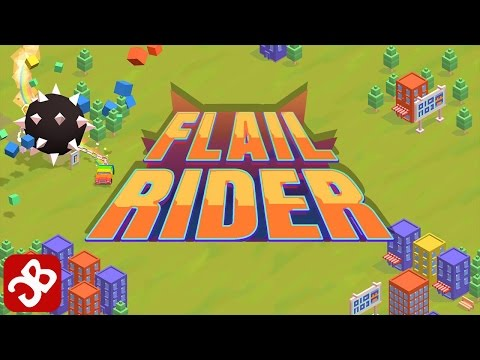Flail Rider (By Bulkypix) - iOS/Android - Gameplay Video