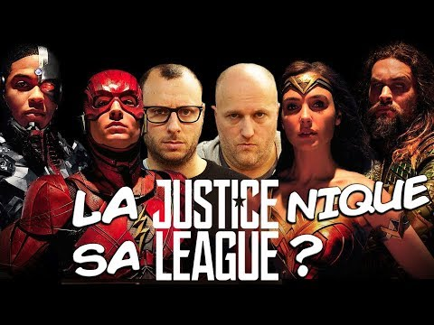 JUSTICE LEAGUE - Critique ! Est-ce un film de Snyder ou la Warner/DC?