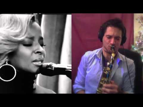 Mary Did You Know - Mary J Blige- sax added by Jimmy Reid