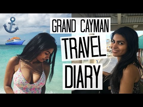 Carnival Vista Cruise Vlog Ep. 2 | Grand Cayman Travel Diary