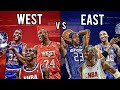 What If The Greatest NBA All Stars of All Time Played Each Other?