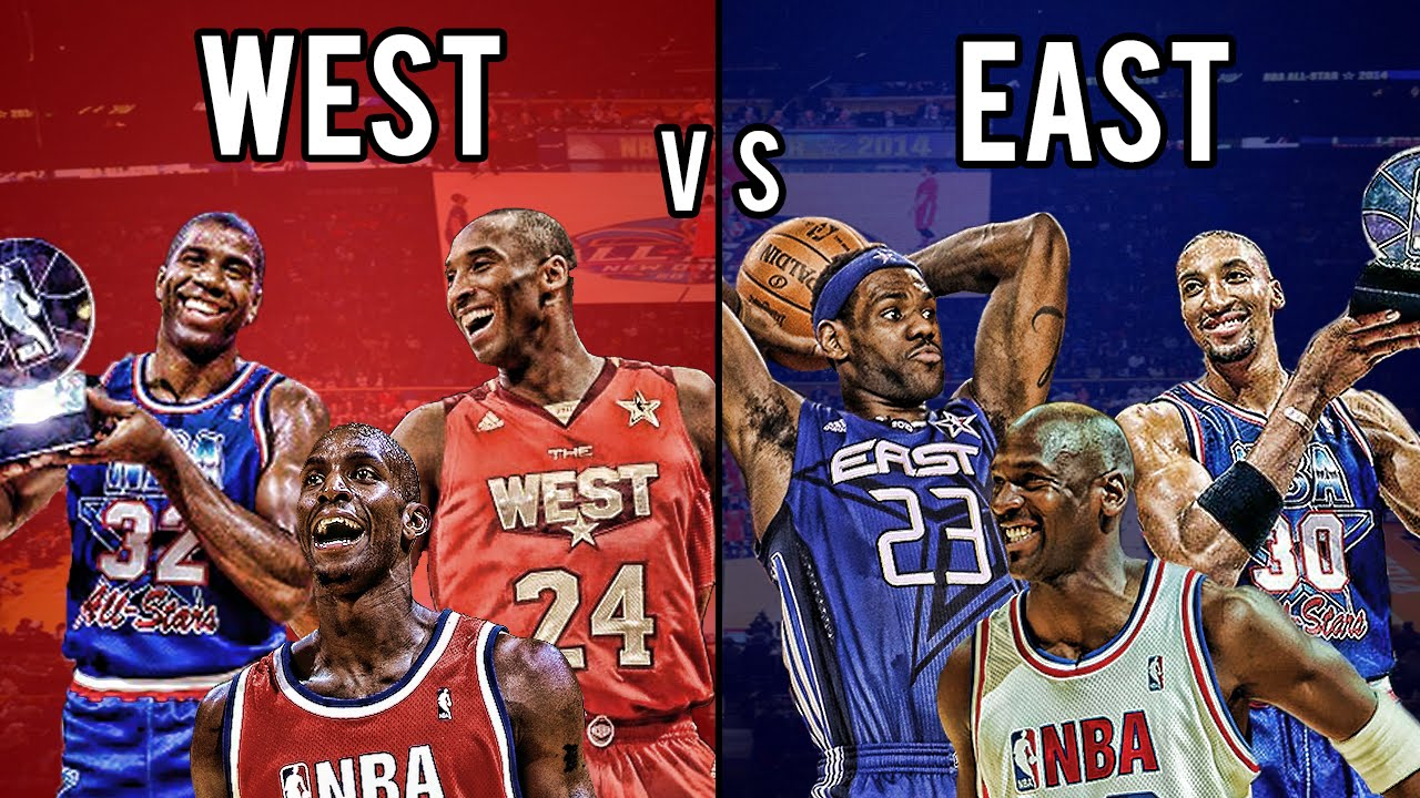 What If The Greatest NBA All Stars of All Time Played Each ...