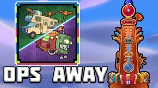 Ops Away Community Challenge - Plants vs Zombies Garden Warfare 2