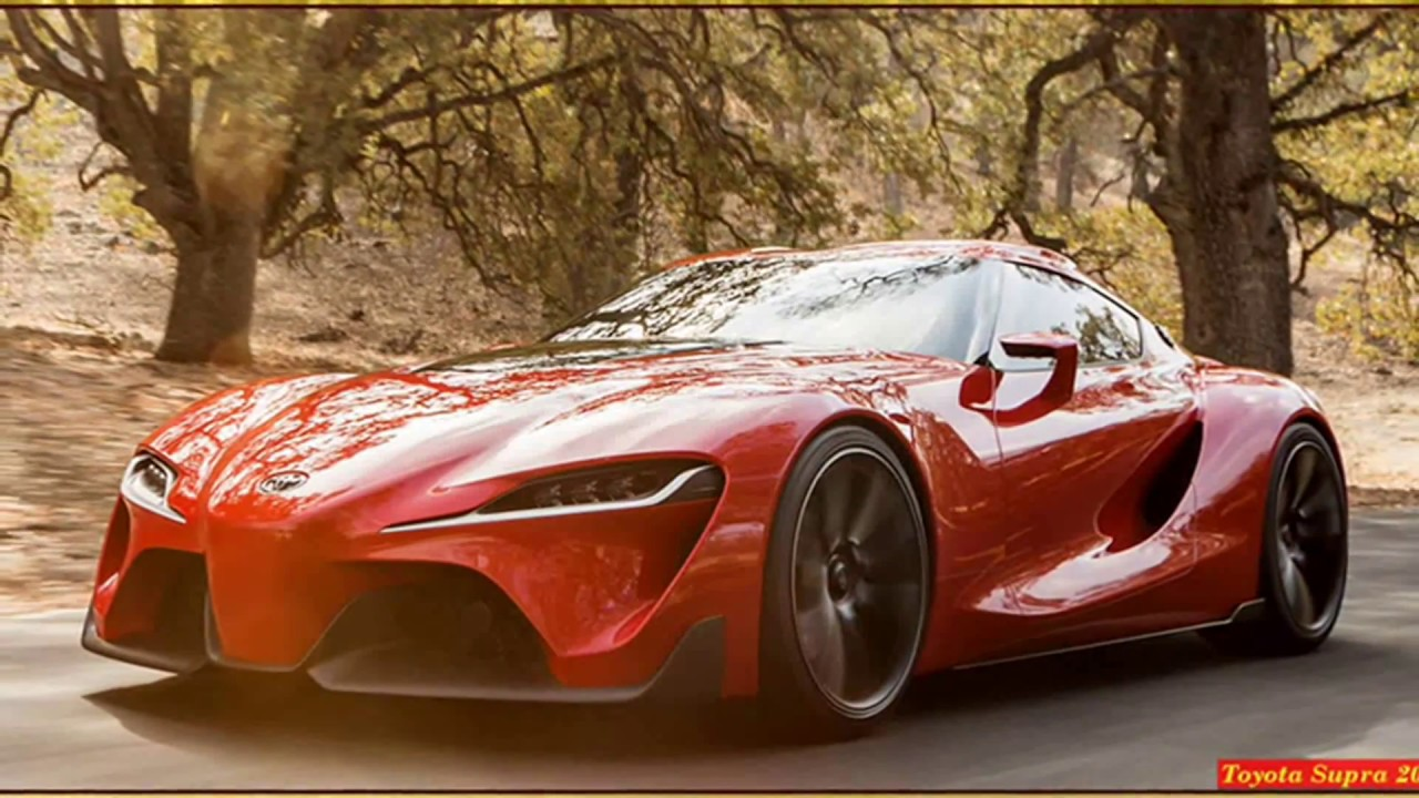2018 Toyota Supra >> New Toyota Supra 2018 Review Interior Exterior Youtube