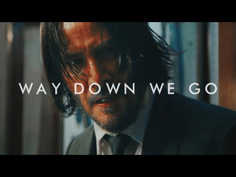John Wick // Way Down We Go
