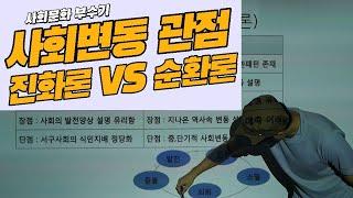 [공무원사회] [사회문화] 12강 사회변동의 관점 (진…
