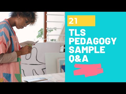 021# How to Answer the Pedagogy Questions?|| Pedagogy TLS|| Teaching & Learning