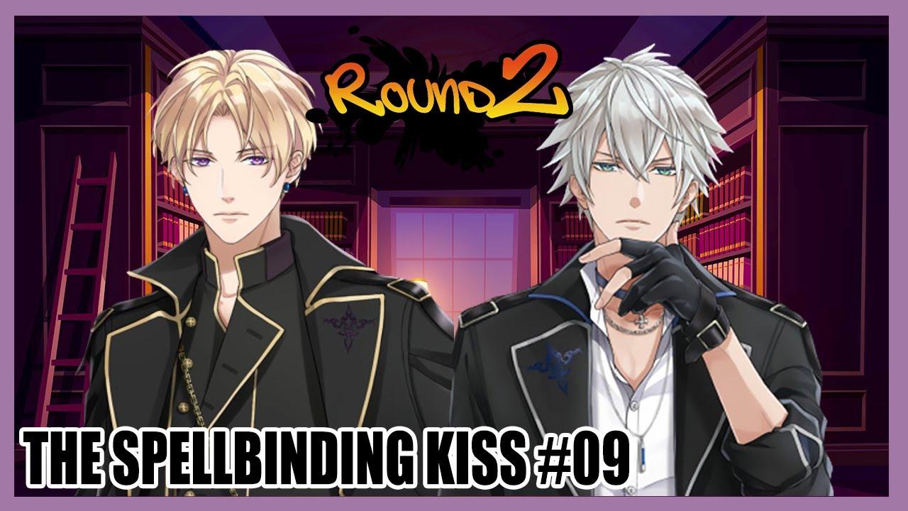 THE SPELLBINDING KISS #09