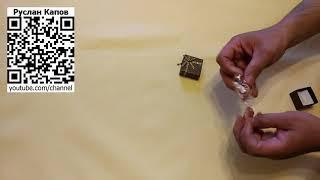 Бижутерия Кольцо с камнем в камне посылка из китая