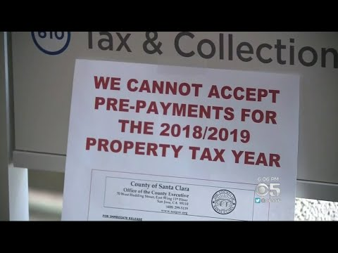 Long Lines At Assessor's Office As Homeowners Rush To Pay 2017 Property Taxes