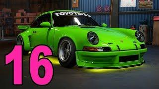 Need for Speed: Payback - Part 16 - RWB Porsche Drift Build!