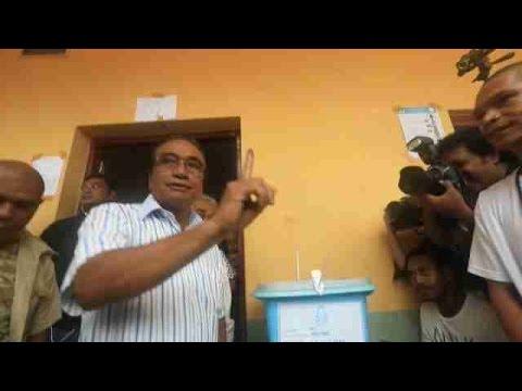 Apuração provisória aponta que ex-guerrilheiro será novo presidente do Timor