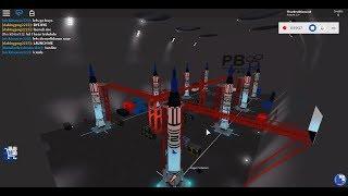 Using A Rocket To Escape A Exploding Facilitypinewood Computer Coreroblox