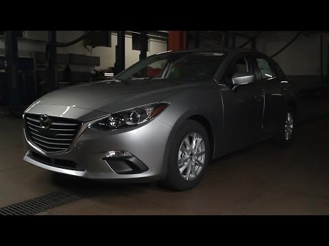 The 2014 Mazda3 Has Arrived | Morrie's Mazda