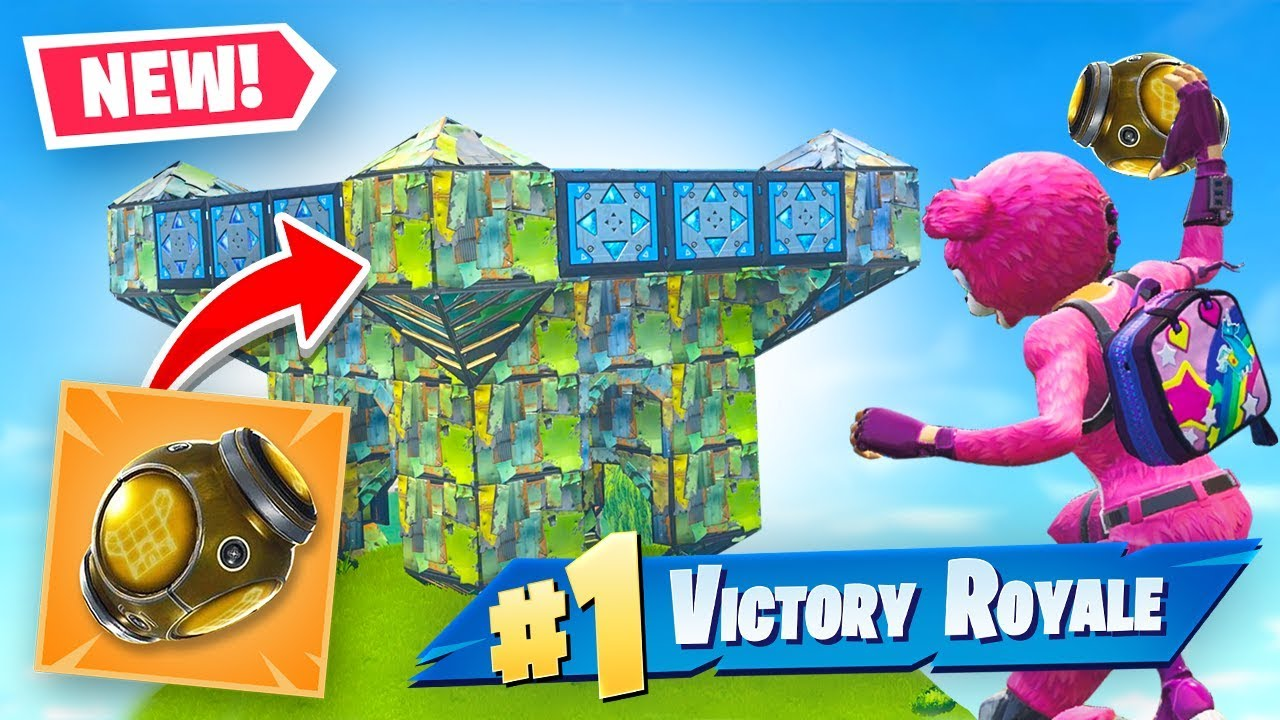 *NEW* PORT A FORTRESS Gameplay in Fortnite Battle Royale