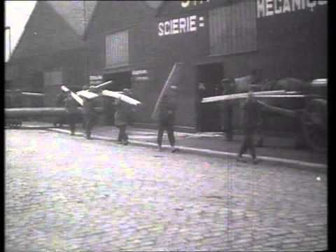 Gent - Ghent - Gand,  oude filmjes, historical footage.