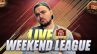 LIVE WEEKEND LEAGUE | 14-12-2018 | PASKIE ROKUS