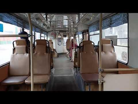 Троллейбус ЗиУ-682 КР Иваново #317 часть 1 поездка