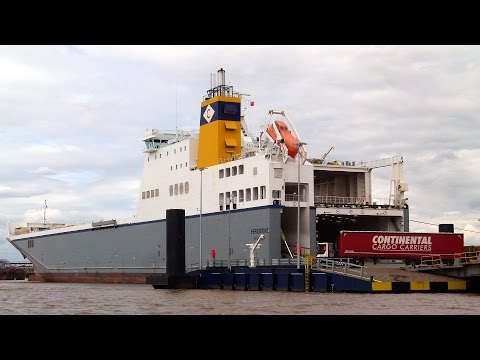 Coastal Shipping on the Thames and Medway in August 2013 Part 2