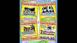 PANTEPEC PUEBLA 2011 BAILES DE FERIA