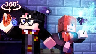 360° Harry Potter - The Philosopher's Stone - Minecraft 360° Video