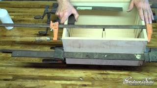 Gerstner 35a And 35b Kit Chest - Chest And Front Lid - Assembly Demonstration