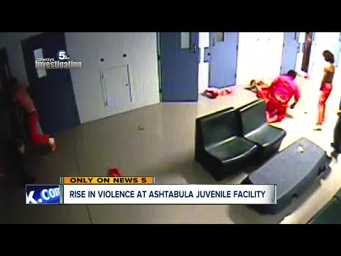 Spike in inmate violence at Ashtabula juvenile facility leads to additional staff training Mp3