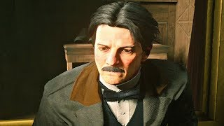 Red Dead Redemption 2 - Hitler Gets Punched Off Cliff