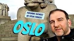 Äkkilähtö Norjaan |  Oslon nähtävyydet päivässä