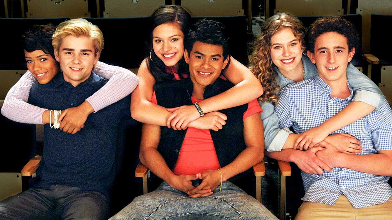 Download The Unauthorized Saved by the Bell Story - Cast Photo Shoot