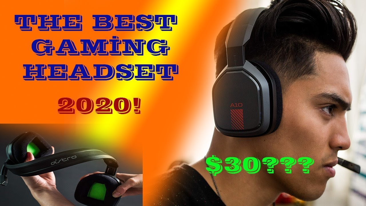 Best Xbox One Headset 2020.The Best Gaming Headset 2020 Pc Ps4 Xbox One Top 5