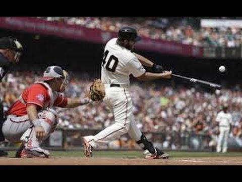 Pitchers Hitting Home Runs 2015