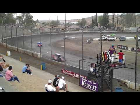 May 5, 2018 Modlite heat race 3 at Bakersfield Speedway