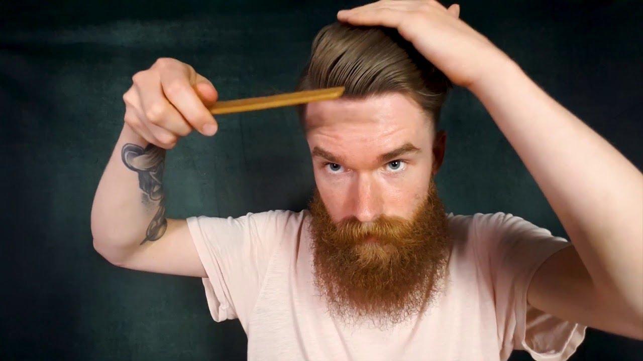 Mein Frisur Update Zero Razor Fade Mit Hohem Seitenscheitel Manner Frisuren 2018