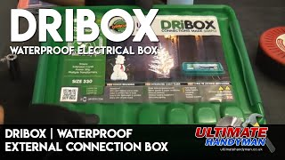Dribox | waterproof external connection box