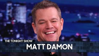 Matt Damon on Co-Writing with Ben Affleck Again Post-Good Will Hunting