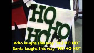 Must be Santa with Lyrics