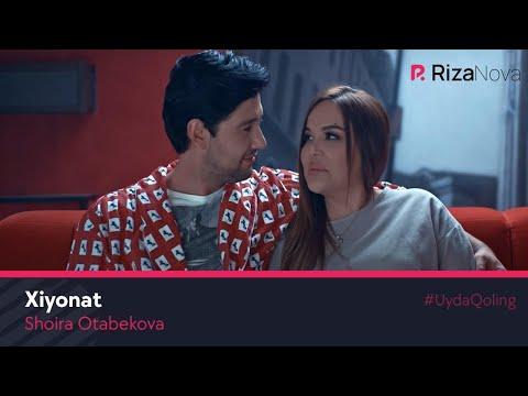 Shoira Otabekova - Xiyonat | Шоира Отабекова - Хиёнат #UydaQoling