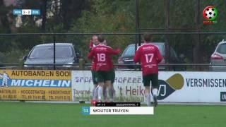 Minderhout VV - KFCE Zoersel
