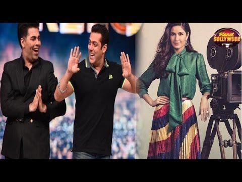 Salman Khan-Katrina Kaif To Pair Up For Karan Johar's Next | Bollywood News