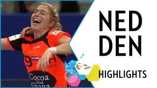 Netherlands vs Denmark | Semi-final Highlights | EHF EURO 2016